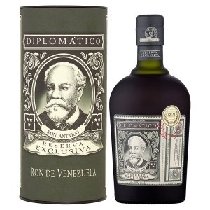 Diplomático Reserva exclusiva tuba 40% 700ml