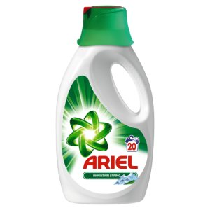 Ariel gel na praní 20 dávek, vybrané druhy