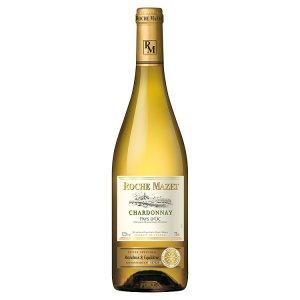 Roche Mazet Chardonnay bílé víno suché 750ml