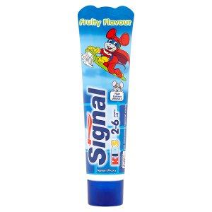Signal Zubní pasta pro děti ve věku od 2 do 6 let 50ml
