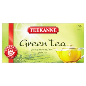 TEEKANNE Zelený čaj, vybrané druhy 20 sáčků