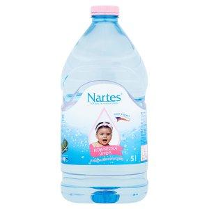 Nartes Kojenecká voda s nízkým obsahem sodíku 5l