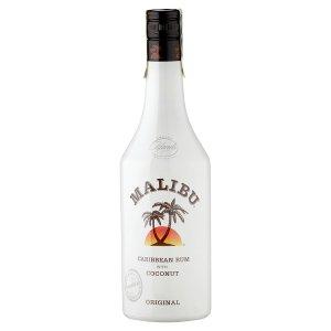 Malibu Original likér na bázi rumu s kokosovou příchutí 70cl