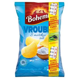 Bohemia Vroubky 130g, vybrané druhy