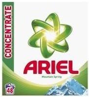 Ariel Prací Prášek 48 dávek, vybrané druhy