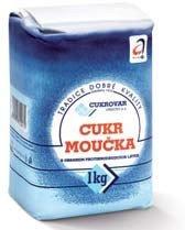 Cukr moučka Vrbátky 1kg