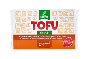 Lunter Tofu uzené 160g