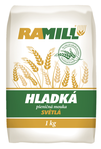 Ramill mouka 1kg, vybrané druhy