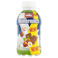 Müllermilch 425 ml, vybrané druhy