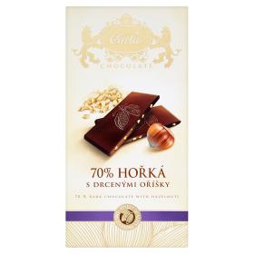 Carla čokoláda 80 g, vybrané druhy