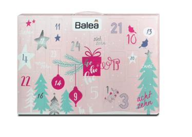 Balea adventní kalendář