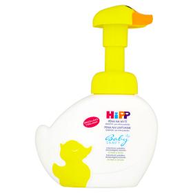 Hipp babysanft Sensitive pěna na mytí, 250 ml v akci