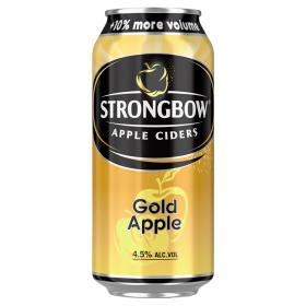 Strongbow Cider 440ml (plechovka), vybrané druhy