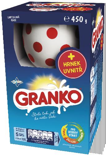 ORION Granko + hrneček 450g