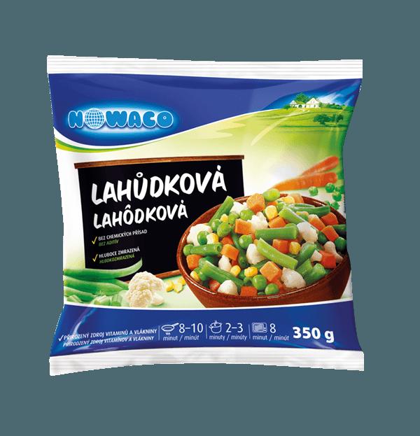 Nowaco Lahůdková zelenina 350 g