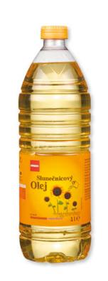 Penny Slunečnicový olej 1l