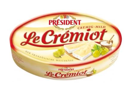 Président Le Cremiot 200 g