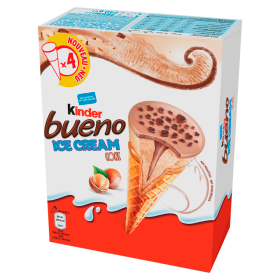Kinder Bueno Zmrzlina kornout 4× 90 ml