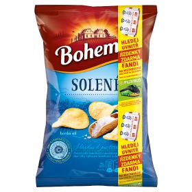 Bohemia Chips 70g, různé druhy