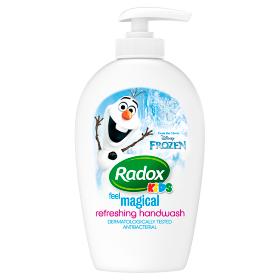 Radox Kids tekuté mýdlo 250ml