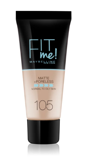 Maybelline Fit Me! make-up