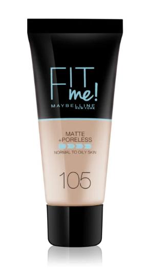 Maybelline Fit Me! make-up