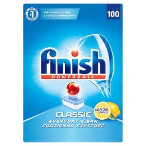 Finish Powerball Classic lemon tablety do myčky nádobí 100 ks 1810g
