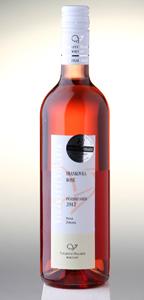 Frankovka Rosé pozdní sběr 2012