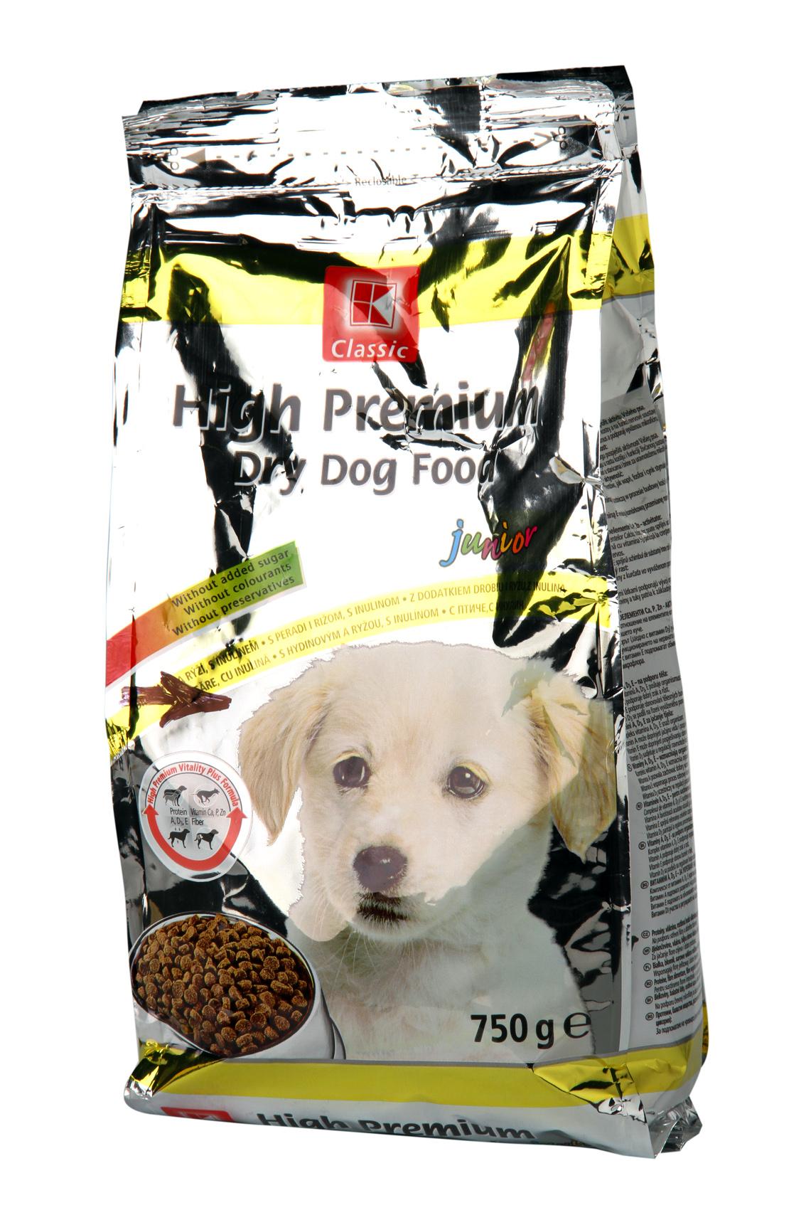 High Premium Dry Dog Food