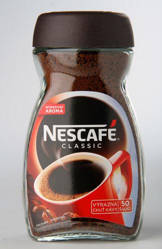 Nescafé Classic Intenzivní aroma
