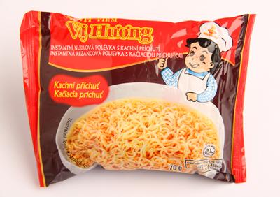 Vi Huong Mi Vit Tiem s kachní příchutí