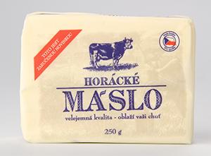 Moravia Horácké máslo
