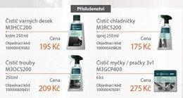 Čistič myčky / pračky 3v1 M3GCP400