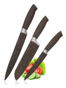 Sada nožů Dark Brown